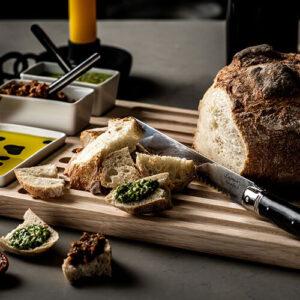 borrel broodplank broodmes laguiole style de vie