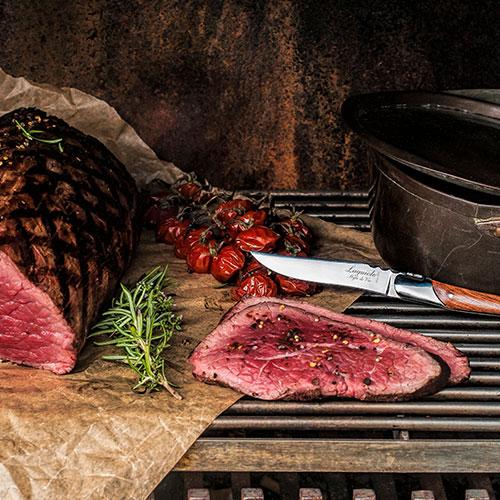 rozenhout steakmes laguiole style de vie