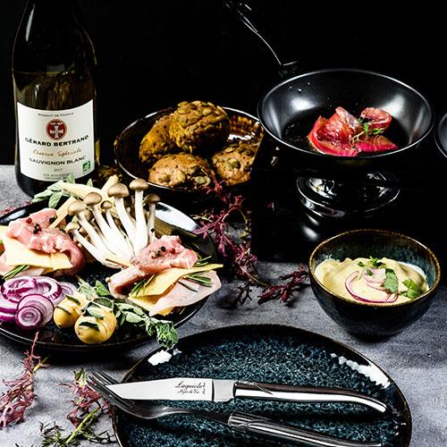 steak vork en mes laguiole style de vie