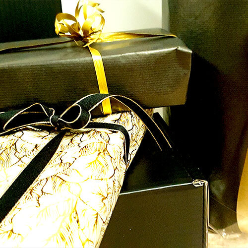 cadeau verpakt interclusive