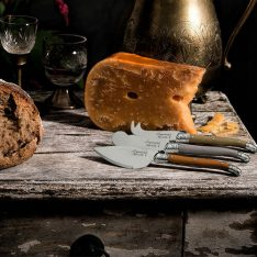 mooie kaasmessen voor kaasplank laguiole style de vie