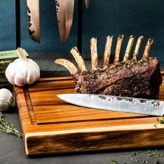 vleessnijden sapgeul,antislip,handgreep